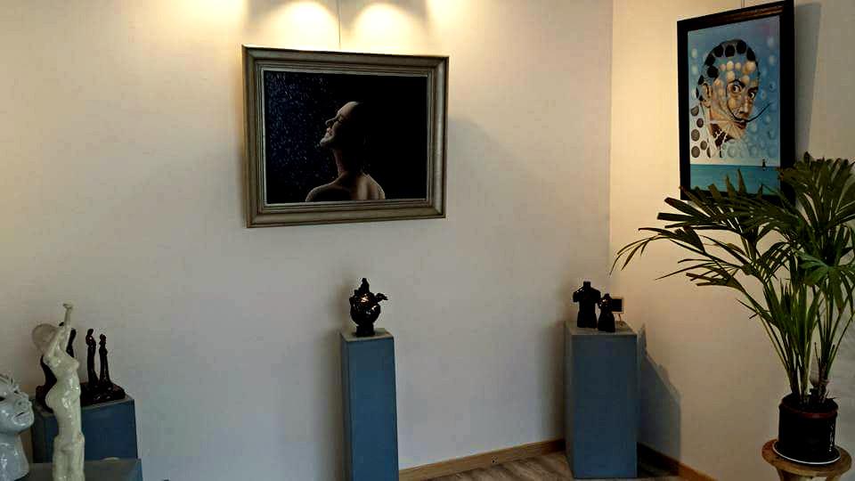 Exposition des élèves de David-Eugène Desmet (Atelier D.E.D.)